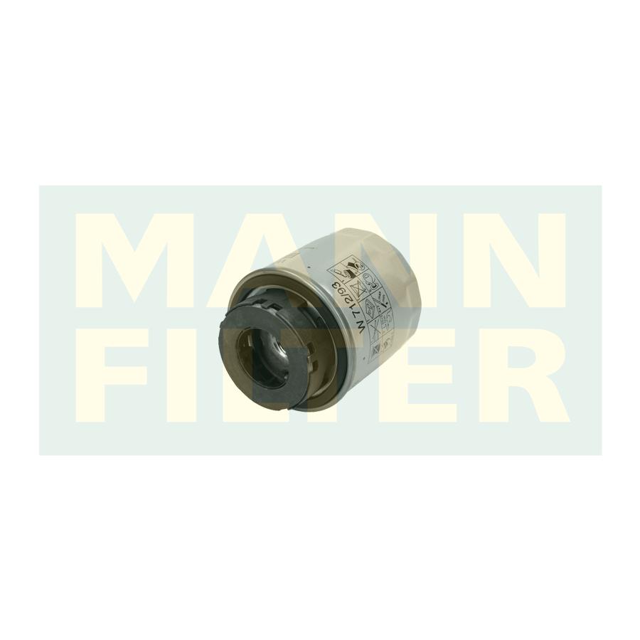 Filtru ulei MANN, Масляный фильтр MANN