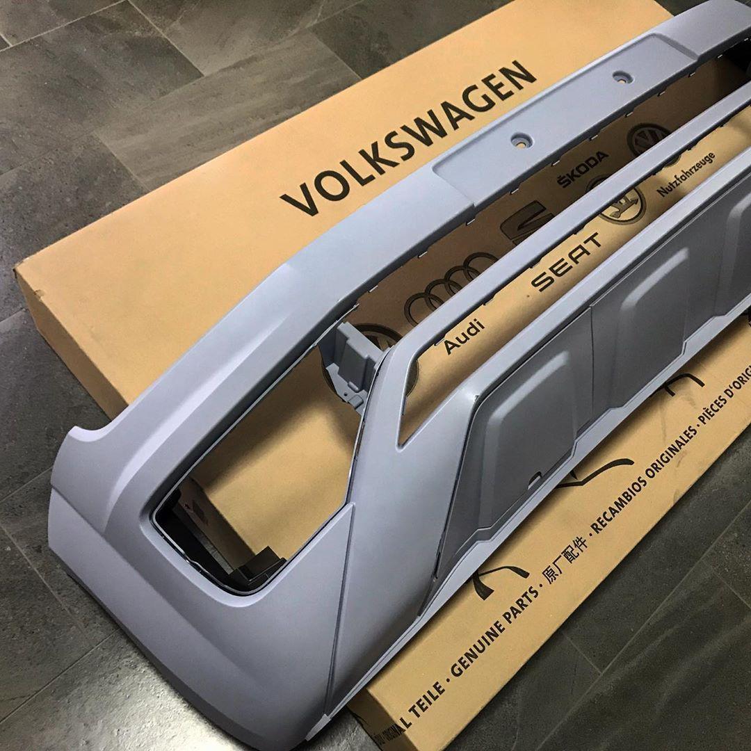 Bara fata Volkswagen Amarok